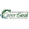 GreenSeal Weatherization Logo